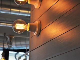 Maison de 肉人: 井上浩平建築設計事務所が手掛けたレストランです。,