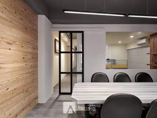 工業風 辦公空間 根據 芸匠室內裝修設計有限公司 工業風