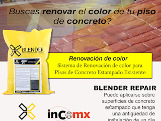 BLENDER REPAIR de Incomx Moderno