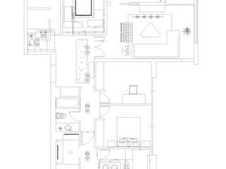 Reforma Depto Las Condes de Kaa Interior | Arquitectura de Interior | Santiago