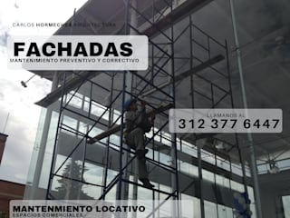 General de CARLOS HORMECHEA ARQUITECTURA Moderno