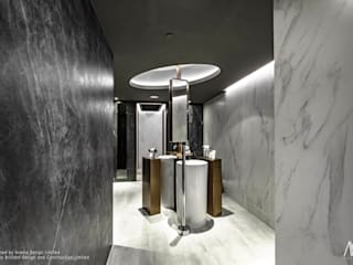 de Brilliant Design & Construction Ltd. Moderno