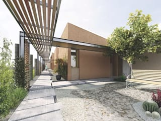 1.61arquitectos Single family home