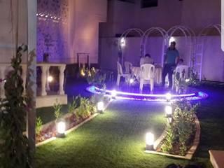 Jardines de estilo  de تنسيق الحدائق , Clásico