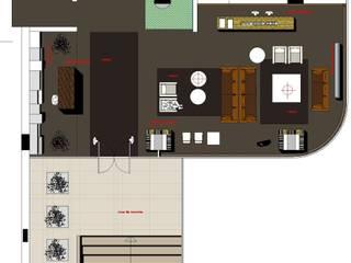 Projeto de hotel nas Avenidas Novas em Lisboa por Nuno Ladeiro, Arquitetura e Design
