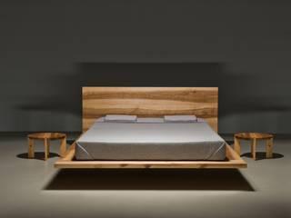 Łóżko MOOD od mazzivo Minimalistyczny