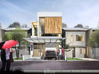 CC HOUSE:  Rumah by Atelier BAOU+