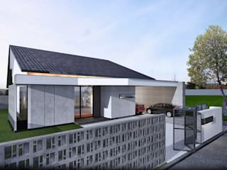 ED House:  Rumah by Atelier BAOU+