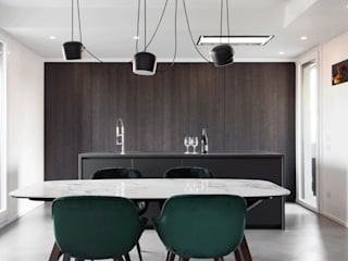 Built-in kitchens by giorgio davide manzoni, Modern