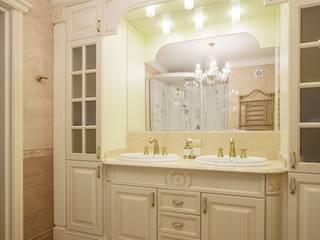 Частный интерьер: Ванные комнаты в . Автор – Hardbark