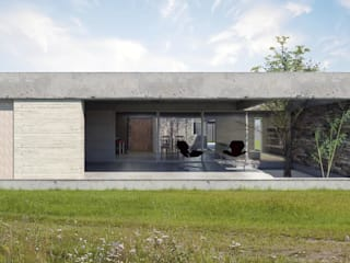 Detached home by 1.61 Arquitectos, Modern