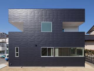 箱の家 の 山口修建築設計事務所 モダン