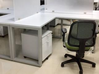 Área Operativa para Oficinas de Organimuebles Moderno