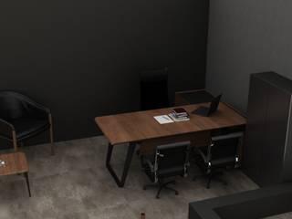 Área Ejecutiva de Organimuebles Moderno