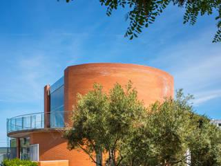 Escuela catalano Inglesa Sitges Estudios y despachos de estilo moderno de FPM Arquitectura Moderno