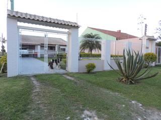 Casa P por Arquiteta Aline da Silva Freitas Moderno