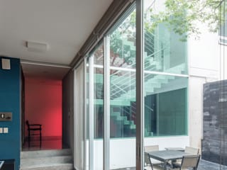 TaAG Arquitectura Terrace house