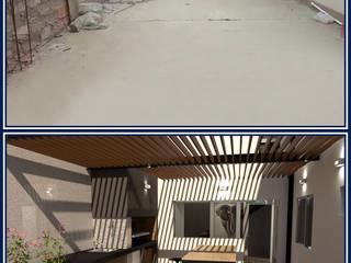 REFORMA L|L Jardines modernos: Ideas, imágenes y decoración de Group Arquitectura Online Moderno