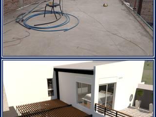 REFORMA L|L Casas modernas: Ideas, imágenes y decoración de Group Arquitectura Online Moderno