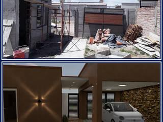 REFORMA S|S Casas modernas: Ideas, imágenes y decoración de Group Arquitectura Online Moderno