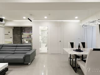 ZHONG House 根據 元作空間設計 現代風