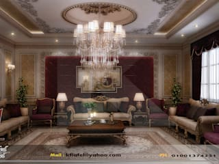 :   تنفيذ Khaled Felafel Designs