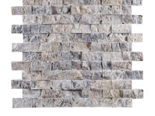 Doğal Taş Patlatma Mozaik Markatas Rustik