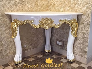 Gold Leafing: asian  by Finest Gold Leaf,Asian