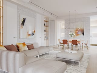 Living room by Suiten7