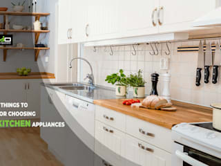 Built-in kitchens by Admo