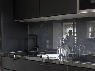 Appartement À Trocadero Cuisine moderne par Lichelle Silvestry Moderne