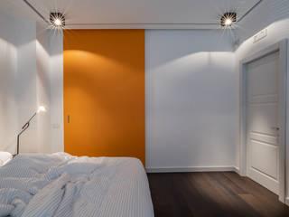 Dormitorios de estilo moderno de ZETAE Studio Moderno