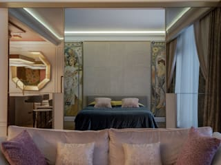 Modern Bedroom by Eli's Home Modern