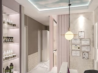 Mimo Commercial Project - Beauty Studio Oleh PT. Mimo Interior Asia