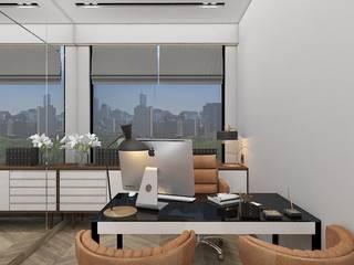 N Office PT. Mimo Interior Asia Kantor & Toko Minimalis