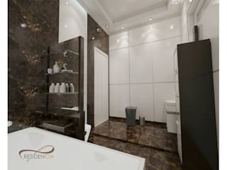 Interior Rumah SRS:   by Residencia
