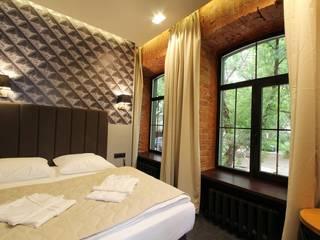 Phòng ngủ phong cách công nghiệp bởi Eli's Home Công nghiệp