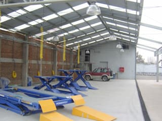 Construcción, Remodelación, Galpones de M&C Construcciones Industrial