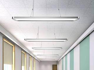 Anwendungsbreich Flur (Pendelleuchte PL-03):  Bürogebäude von LEDAXO GmbH & Co. KG
