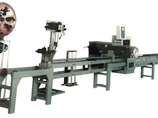 LFB-6000B automatic reed binding machine:  Commercial Spaces by Hangzhou Jingbian Technology Co.,Ltd.