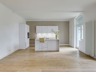 Kitchen by ZHAC / Zweering Helmus Architektur+Consulting