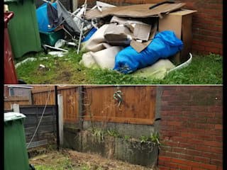 Rubbish Removal by Junk Expert Ltd