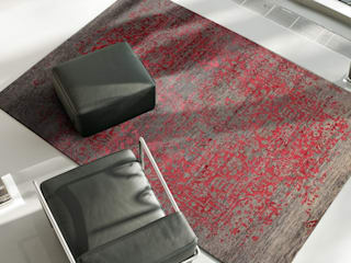 Moderner Teppich handgeknüpft Luxusqualität 300 x 250 cm: modern  von Art Oriental Teppiche-Möbel-Antiquitäten Handelsgesellschaft mbH,Modern