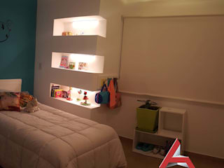 Aida tropeano& Asociados Girls Bedroom