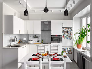 Modern kitchen by Anastasia Yakovleva design studio Modern