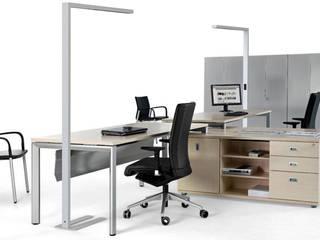 Anwendungsbereich Stehleuchte SL-06:  Bürogebäude von LEDAXO GmbH & Co. KG