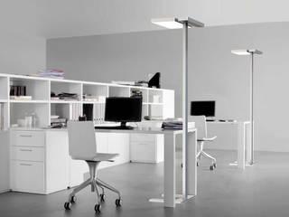 Anwendungsbereich Stehleuchte SL-05:  Bürogebäude von LEDAXO GmbH & Co. KG