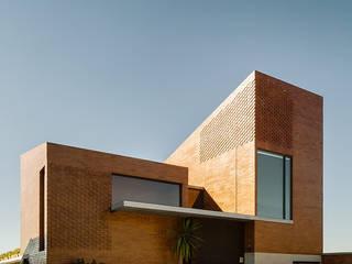 Casa CAF de EstudioMMX Moderno