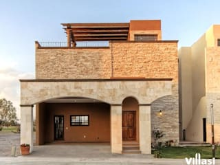 Country house by VillaSi Construcciones