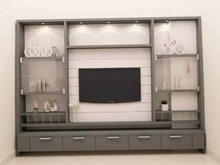 LCD UNIT: classic  by Shahnawaz Interio,Classic